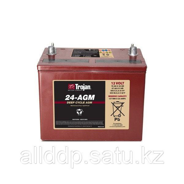 Аккумуляторная батарея Trojan 24 AGM