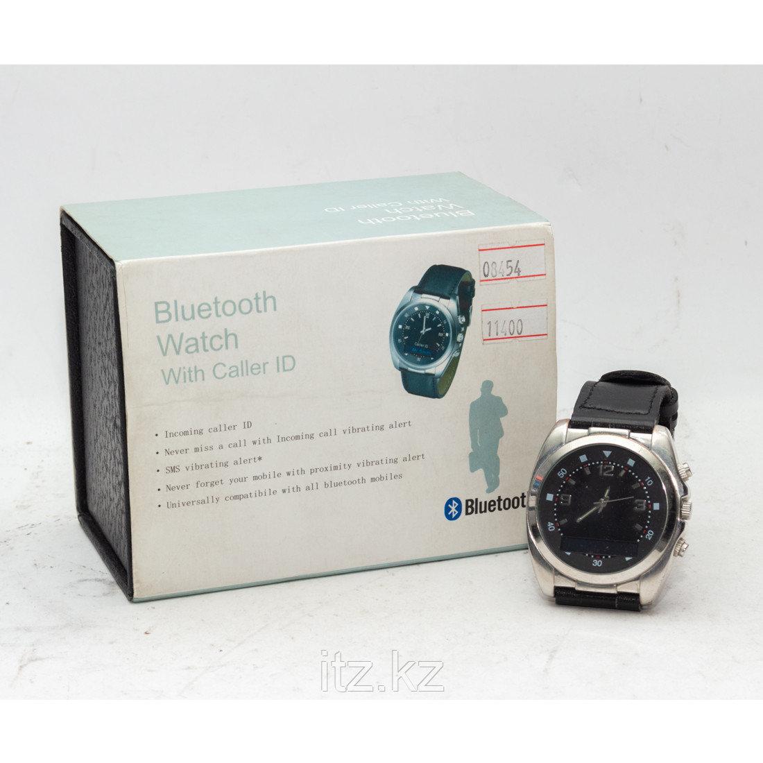 Bluetooth браслет в виде часов для телефона BW06