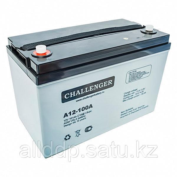Аккумуляторная батарея Challenger А12-100A