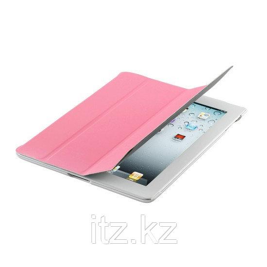 Чехол для планшета Cooler Master Wake Up Folio iPad4/iPad3/iPad2 Розовый