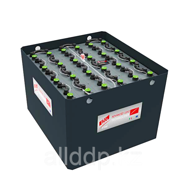 Тяговая аккумуляторная батарея FAAM 8BSM480 8 PzB 520