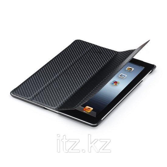 Чехол для планшета Cooler Master Wake Up Folio iPad4/iPad3/iPad2 Карбон Чёрный
