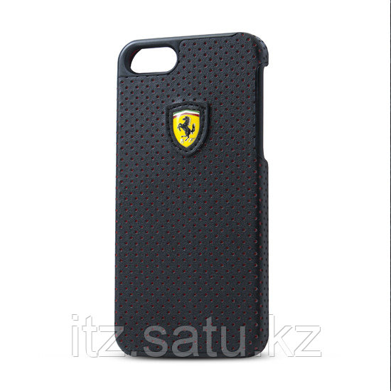 Чехол для телефона Ferrari New Challenge Full Perforated Hardcase FECHFPHCP5