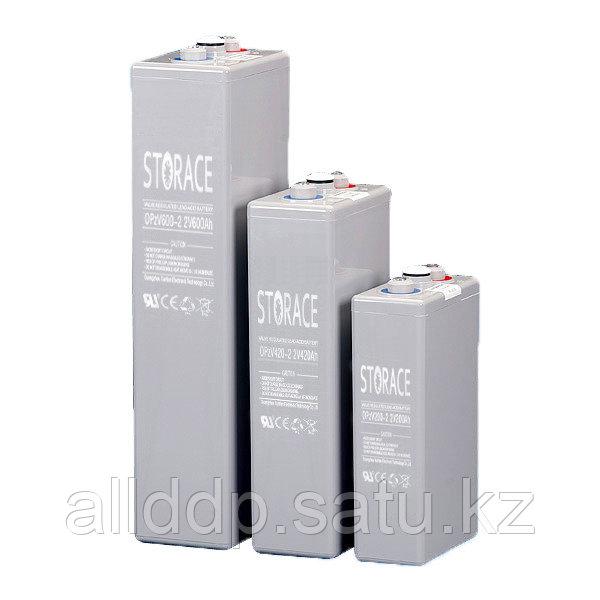 Аккумулятор Storace OPZV1000-2V1000AH герметичный необслуживаемый