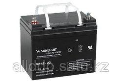Аккумуляторная батарея SunLight SPb 12-33