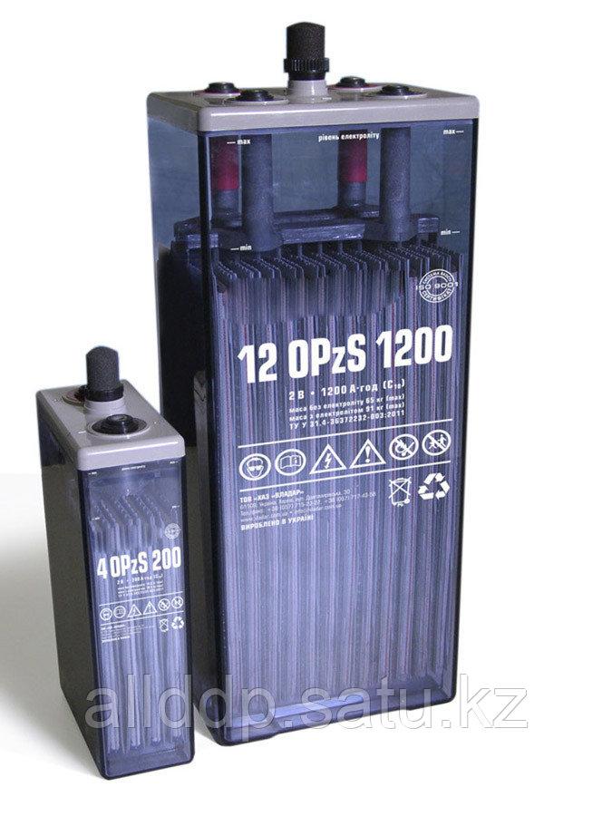 Аккумуляторная батарея 9 OPzS 900