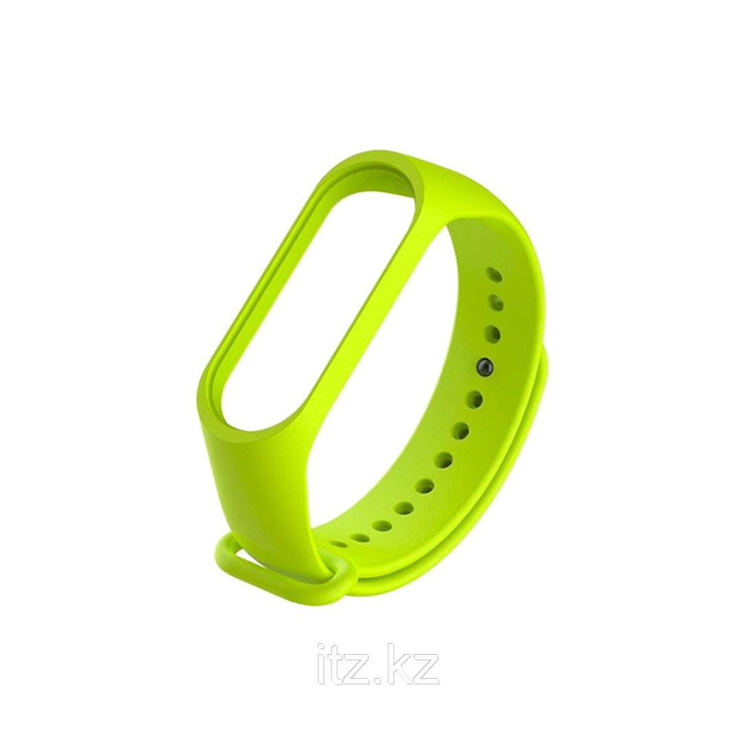 Сменный браслет для Xiaomi Mi Band 3 Зеленый