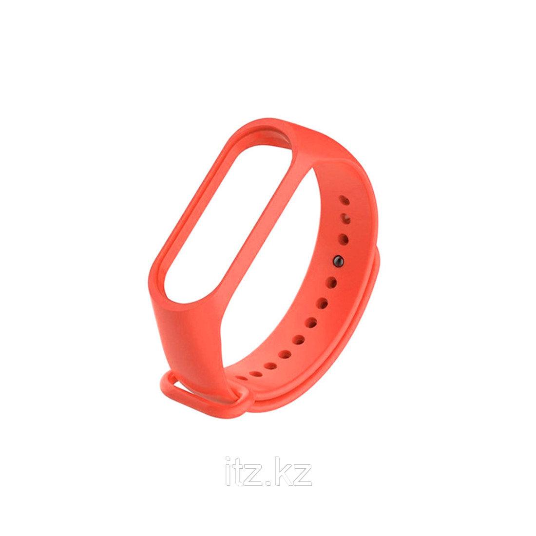 Сменный браслет для Xiaomi Mi Band 3 Красный