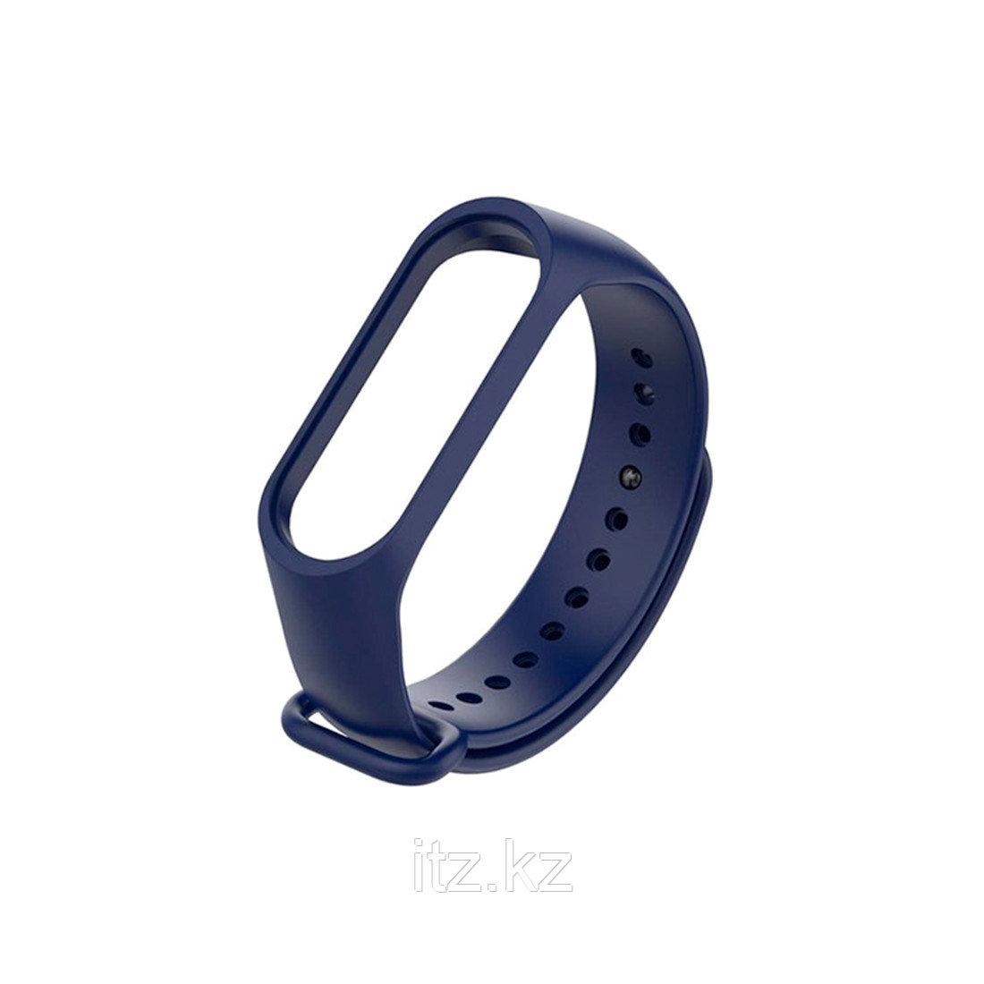 Сменный браслет для Xiaomi Mi Band 3 Темно-синий