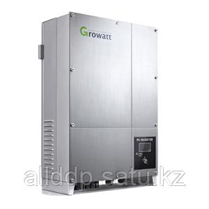 Сетевой инвертор Growatt 9000UE (9 кВ, 3-фазный, 2 МРРТ)