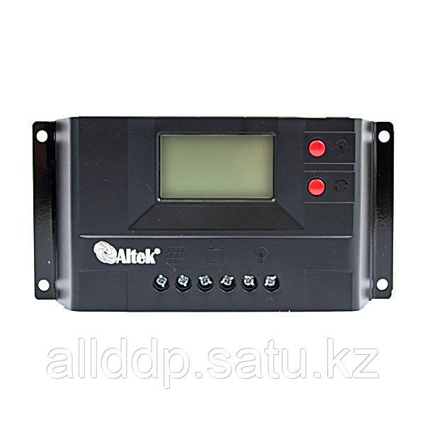 Контроллер заряда Altek CM10D+USB 12  / 24В