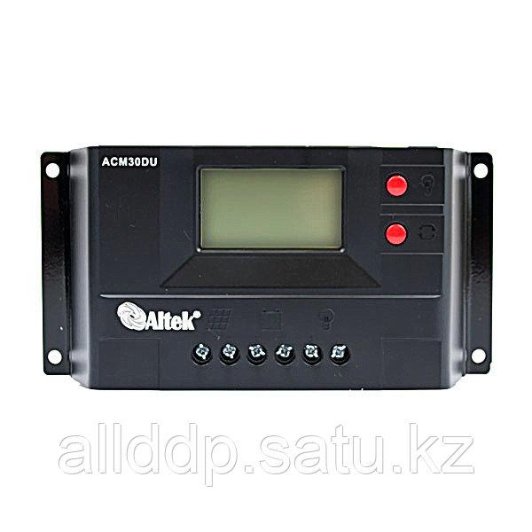 Контроллер заряда Altek CM30D+USB 12 / 24В