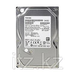 "Жёсткий диск HDD 1Tb Toshiba SATA6Gb/s 7200rpm 32Mb 3,5"" DT01ACA100"
