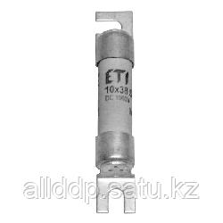 Цилиндрический предохранитель ETI CH10x38SU gPV 1A/1000V DC