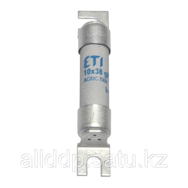 Цилиндрический предохранитель ETI CH10x38SU gR 16A/700V AC/DC