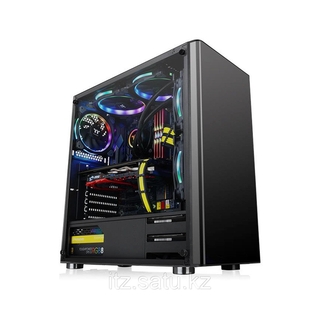 Компьютерный корпус Thermaltake V200 TG без Б/П