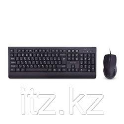 Комплект Клавиатура + Мышь Delux DLD-6075OUB