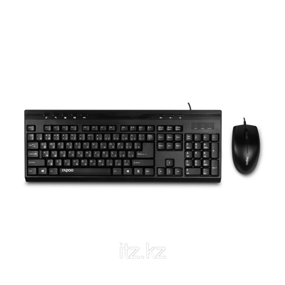 Комплект Клавиатура + Мышь Rapoo NX1710