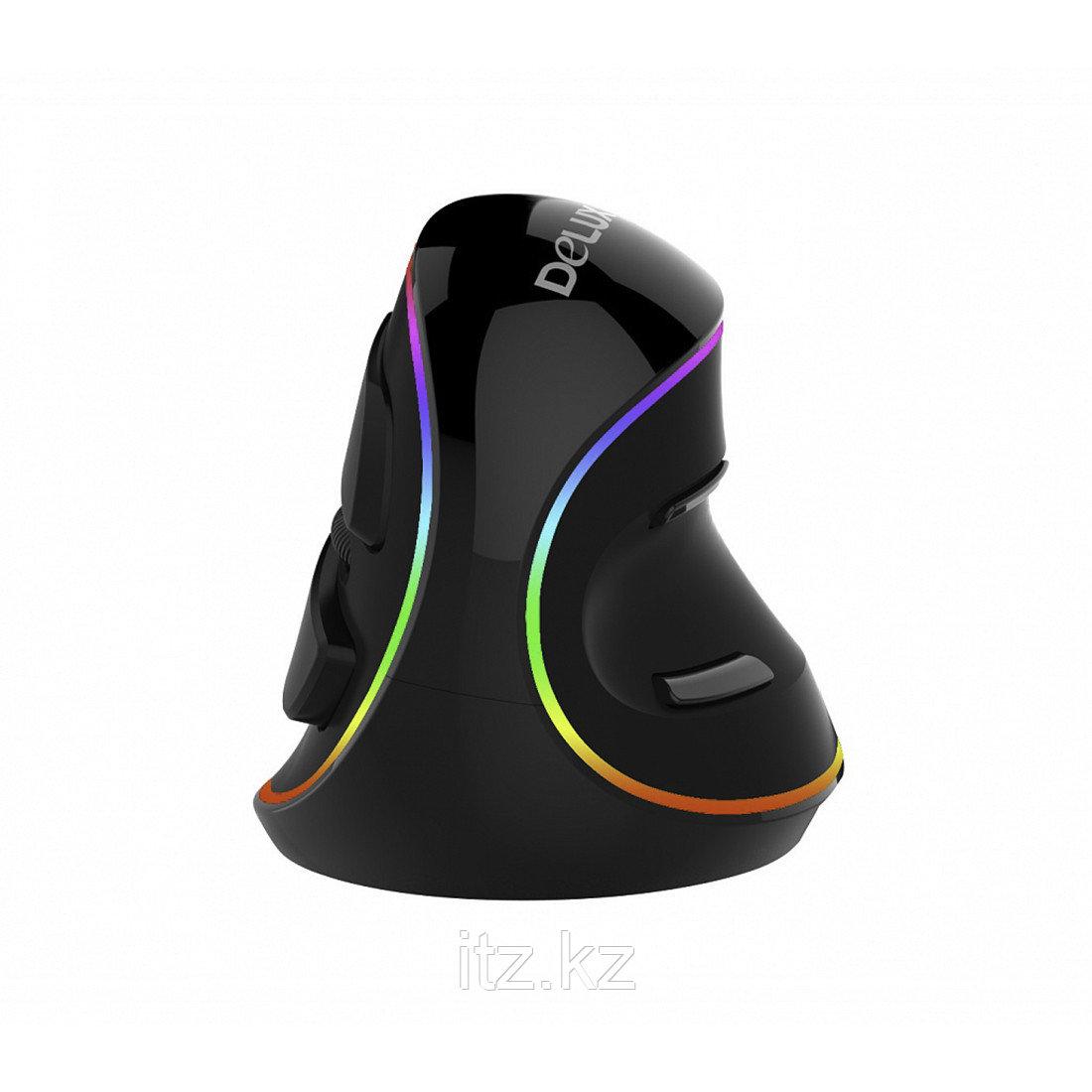 Компьютерная мышь Delux DLM-618OUB Plus