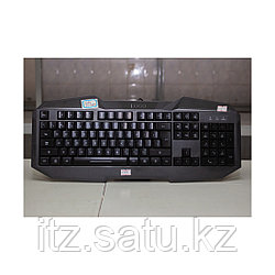 Клавиатура, Evang,EV-KB005LED Черный