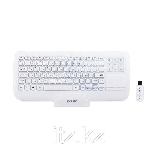 Клавиатура Delux DLK-2880GW