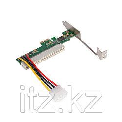 Конвертер Deluxe DL-PCI2E PCI на PCIe