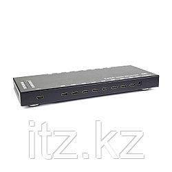 Сплиттер 1x16 HDMI 4K 3D
