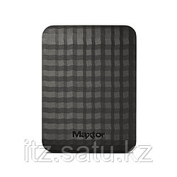"Внешний жёсткий диск Seagate (Maxtor) 1TB 2.5"" STSHX-M101TCBM USB 3.0 Чёрный"
