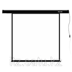 "Экран моторизированный Deluxe DLS-E203x (80""х80""),"