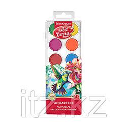 Краски акварельные ArtBerry