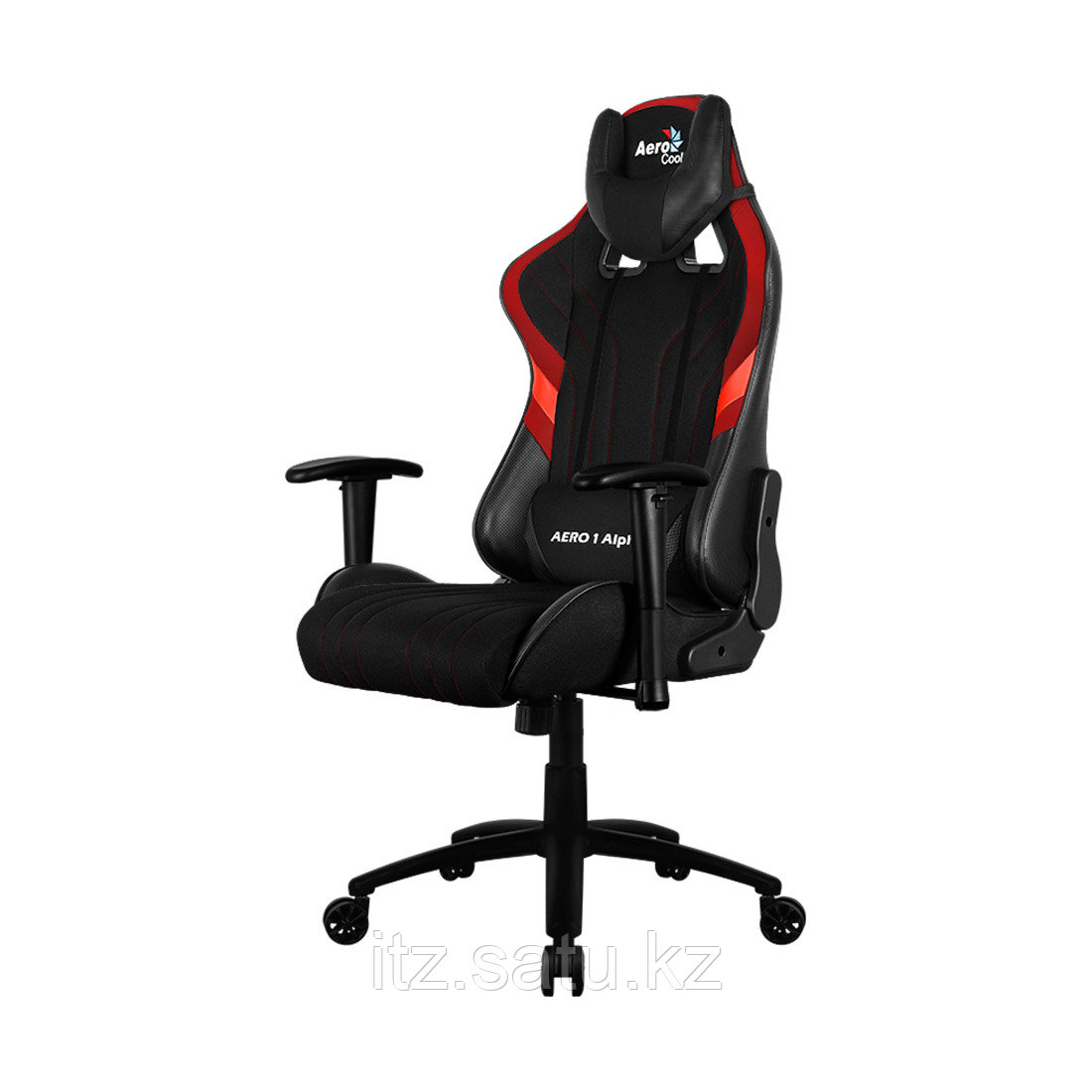 Игровое компьютерное кресло Aerocool AERO 1 Alpha BR