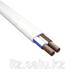 Провод ПВС 2х1.5 (100 м)