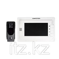 Комплект видеодомофона Competition SAC7DN-CK+MT323-CK2