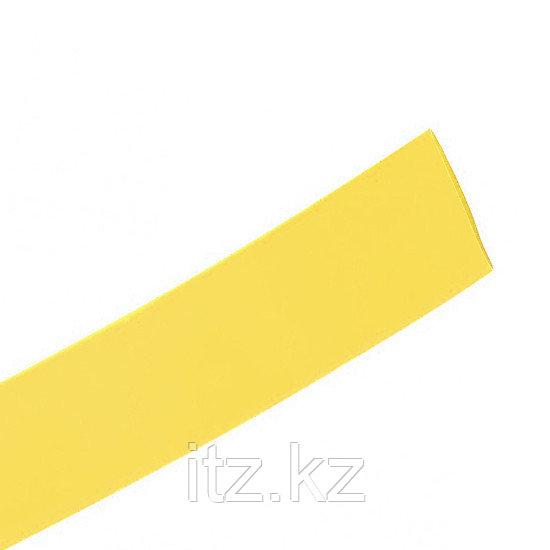 Трубка термоусаживаемая Deluxe DRS 40/20 желтая (25 м в упаковке)