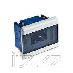 Щиток для скрытой проводки ГСК на 4 модуля с дверцей TYCO 68224