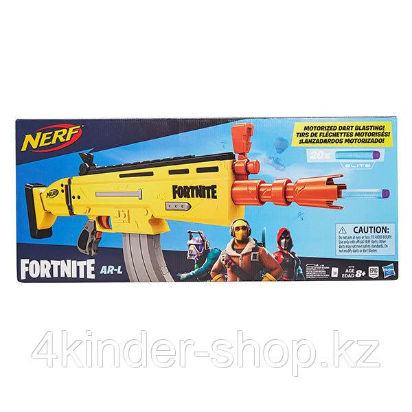 Hasbro Nerf Нерф Бластер Фортнайт Скар E6158 - фото 2