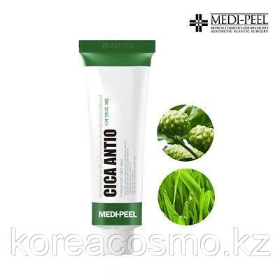 Крем для лица с экстрактом центеллы азиатской и пептидами Medi Peel Cica Antio Cream 30мл