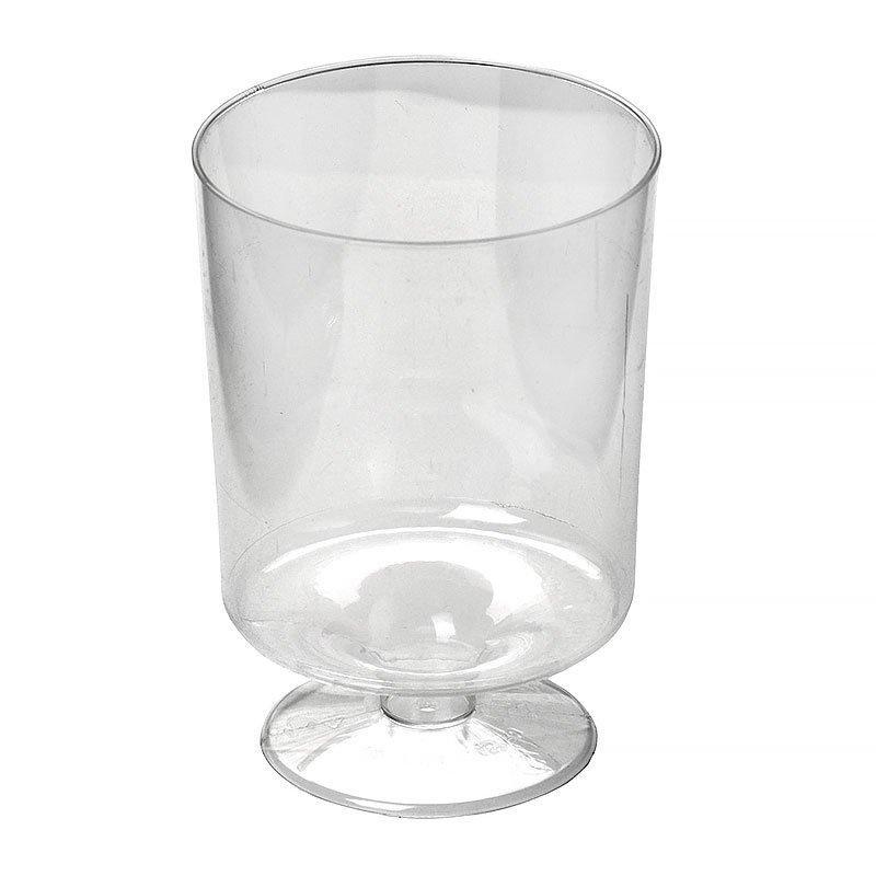 Бокал д/вина, 0.20л, кристалл, ПС, 6 шт