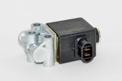 Клапан электромагнитный (4 выхода) 24V в сборе КЭМ 10-01