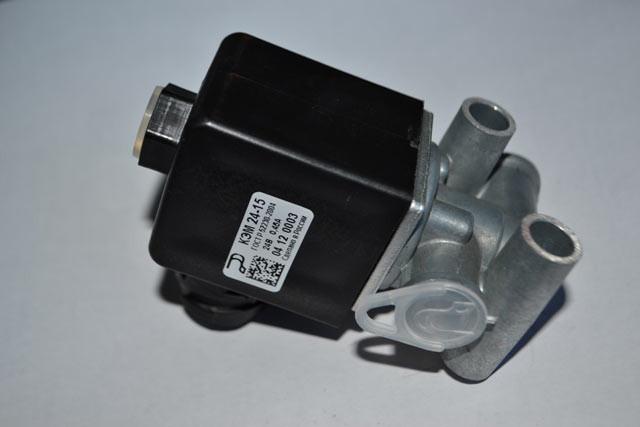 Клапан электромагнитный пневматический КЭМ 16-14