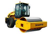 Вибрационный каток с механическим приводом:Shantui SR22M