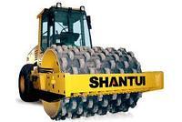 Вибрационный каток с гидравлическим приводом Shantui SR19P