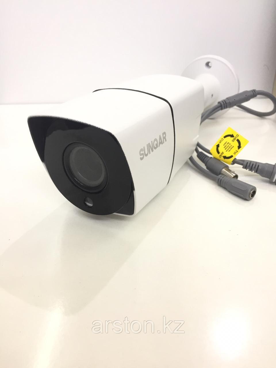 AHD уличная камера 4 в 1 варифокальная