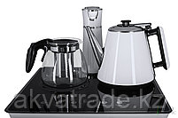 Кулер с чайным столиком Тиабар Ecotronic TB4-LE white, фото 8