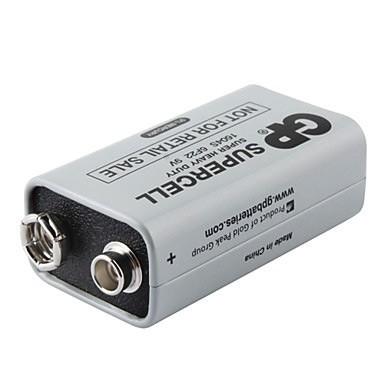 Батарейка GP 9v  1604S/6F22  Supercell