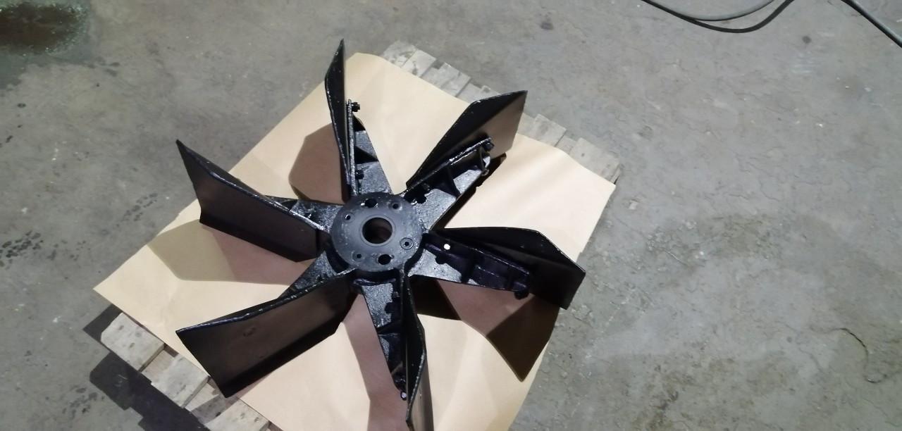 ДЭ-210 Ротор с лопастями