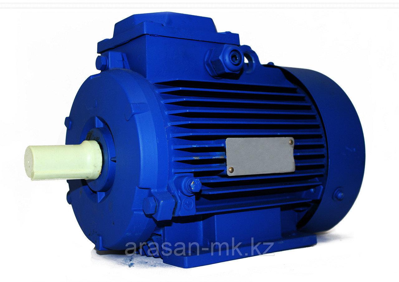 Электродвигатель АИР 80 А8 0.37кВт 750об/мин