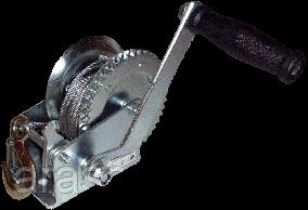 Лебедка ручная барабанная LHW -1200 (0.5т/20м)