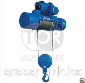 Электрический тельфер TOR CD 1т 24 м.380В.