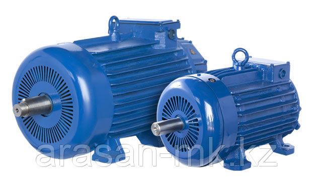 Крановые электродвигатели серии МТF, МТН, МТКН, АМТF, 4МТМ, 4МТКМ